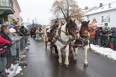 V Königswiesenu bude v pondělí koňský den.