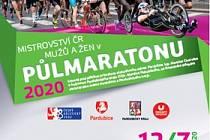 Plakát šampionátu vytrvalců.