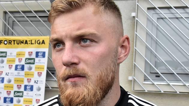 Jindřich Staněk bral gól s Opavou na sebe.