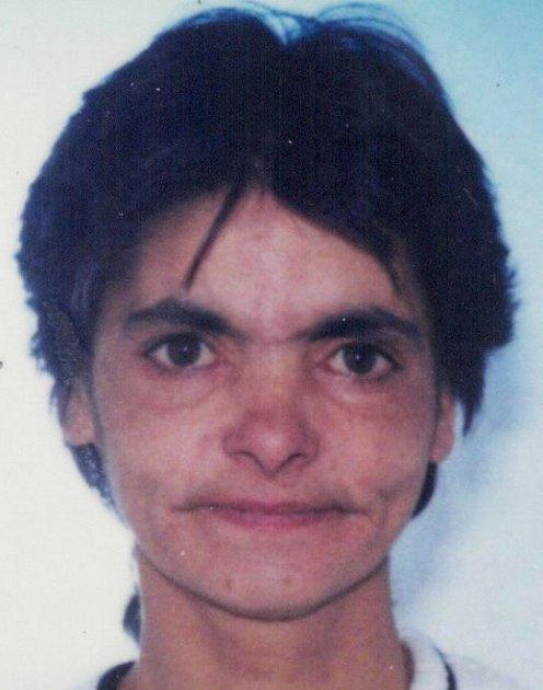 Fotografie ženy, která zemřela násilnou smrtí, a jejíž tělo bylo objeveno minulý týden u Lipna.