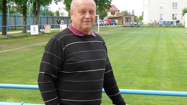 Třetí ročník Energie Cupu ve Vodňanech. Karel Vácha z Hluboké