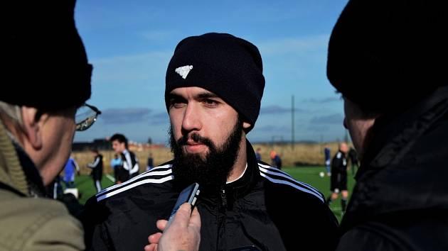 Goran Antunovič sice na testu v Dynamu neuspěl, vzpomíná ale na své působení na jihu Čech v dobrém.