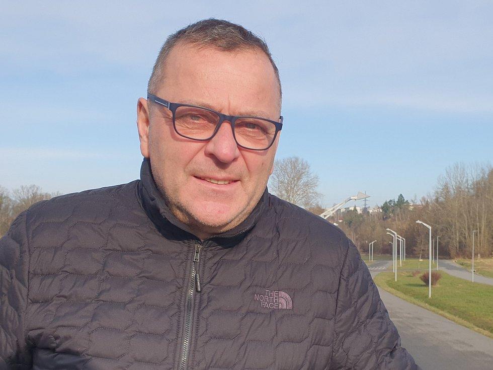 Cyklistické závody na jihu Čech pořádají Táborští, Petr Balogh