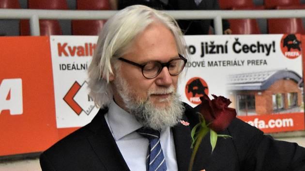 Generální manažer Madeta Motoru Stanislav Bednařík.