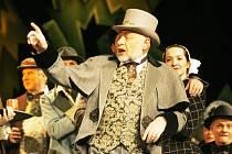 Jihočeské divadlo uvede v pátek v Českých Budějovicích v DK Metropol premiéru opery Čarostřelec od Carla Marii von Webera.