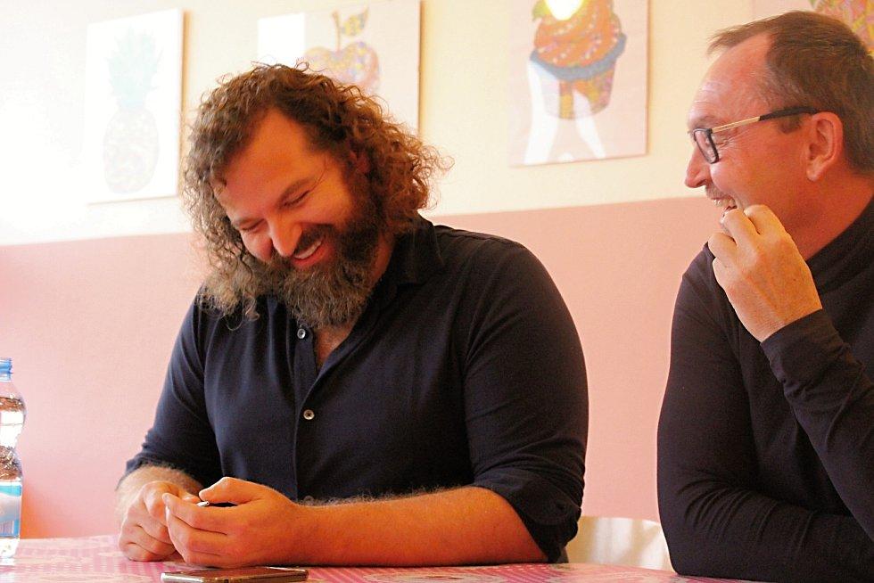 Josef Maršálek (vlevo). Ilustrační foto.
