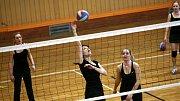 Ve čtvrtek v 6 hodin ráno začal 2012 minut dlouhý nonstop turnaj ve volejbale v českobudějovické všesportovní hale, který pořádají studenti u příležitosti oslav 20. výročí Jihočeské univerzity.