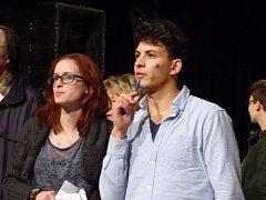 V sobotu se v Jihočeském divadel uskutečnil 5. ročník akce Noc divadel.