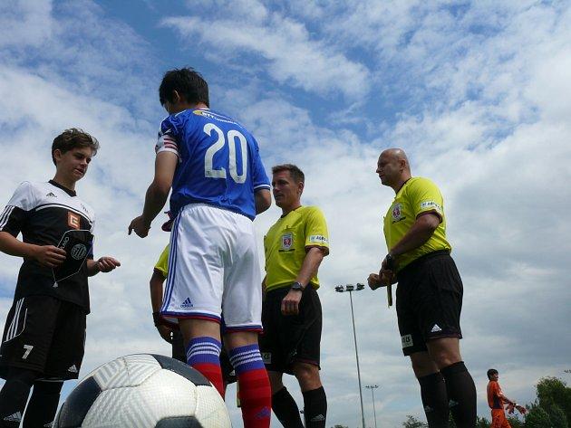 Dynamo si zahrálo s Jokohamou