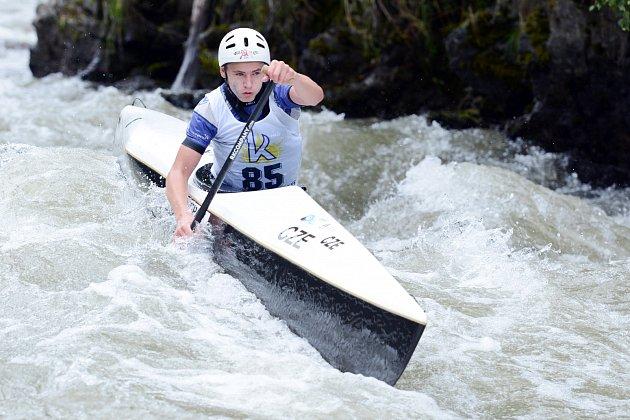 Junioři na mistrovství světa ve sjezdu na divoké vodě
