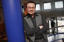 Hudební redaktor Zdeněk Voráč z Českého rozhlasu České Budějovice.