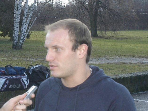 Michal Sládeček.