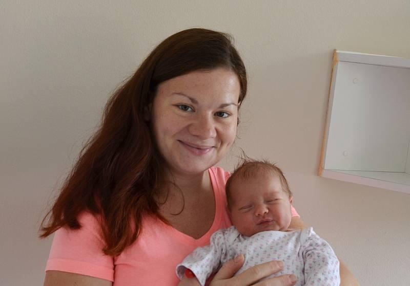 Sestrou je od 19. 9. 2021 4letá Šarlota z Velešína. Rodiče Eliška Pospíšilová a Ondřej Horňáček ve 23.27 h přivítali na světě Rebeku Horňáčkovou, vážila 3,55 kg.