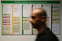 Podíl nezaměstnaných na jihu Moravy zůstal na hodnotě 4,8 procenta. Ilustrační foto.