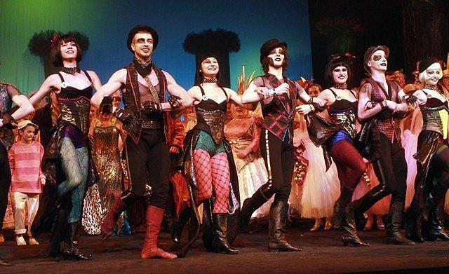Opereta Orfeus v podsvětí v Jihočeském divadle.