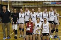 V baráži s Kometou Praha Madeta zvítězila 3:1 na zápasy a udržela si extraligovou příslušnost.