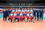 Světová liga volejbalistů v Českých Budějovicích