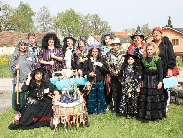 Bavorovické čarodějky.