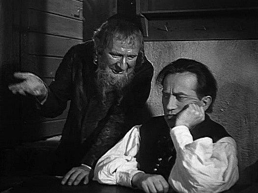Záběr z filmu Jan Cimbura.