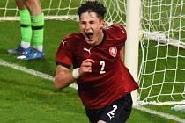 Martin Vitík dal v zápase se Slovinskem vítězný gól českých fotbalistů do 21 let, kteří v dalším utkání kvalifikace ME U21 měli na programu v pondělí navečer další zápas proti Albánii.