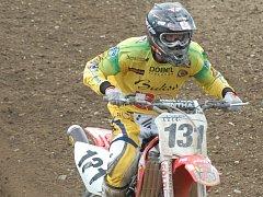 Martin Michek přijede ve čtvrtek do Netolic obhajovat loňský triumf v motokrosovém Memoriálu Karla Samohejla.
