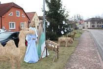 Už před Štědrým dnem je možné v regionu obdivovat betlémy, třeba v Týně nad Vltavou nebo Úsilném. V Týně pak atmosféru vylepšil v sobotu i trh.