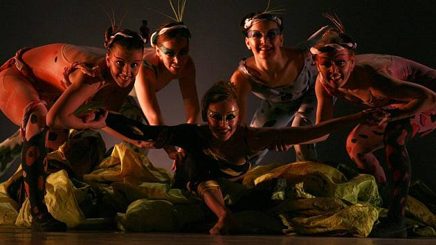 Jihočeské divadlo uvede 4. února premiéru baletního představení Sen noci svatojánské od Felixe Mendelssohna-Bartholdyho. Režie a choreografie Attila Egerházi.