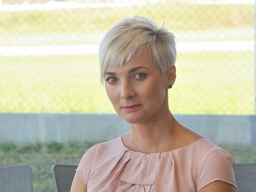 Předvolební debata Deníku tentokrát z českobudějovického letiště. Jana Pupavová (SPD).