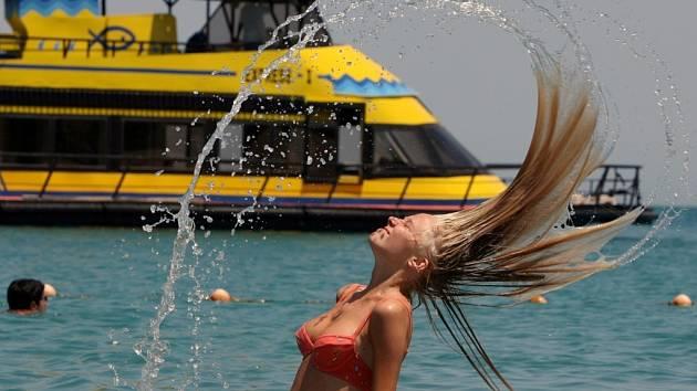 Při zahraničních dovolených stále vítězí pobyty u moře.