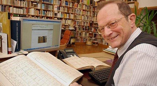 Herbert Wurstler dokončuje gigantické dílo.