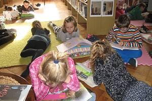 I vaše děti se mohou zapojit do literární soutěže malých autorů.