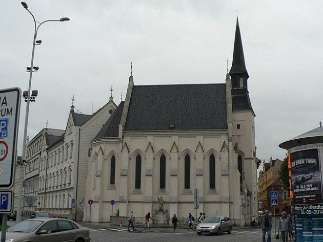 Kostel Svaté rodiny.