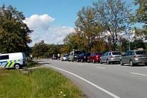 V sobotu dopoledne zemřeli dva motorkáři.