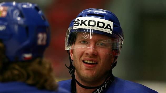 Jihočeský rodák Jiří Novotný je kapitánem reprezentačního výběru na MS ve Švédsku a Finsku.