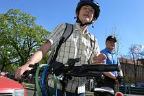 I cyklisté musí dodržet předpisy.
