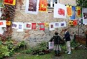Tábor patřil od 3. do 5. října knihám, festival Tabook, zaměřený na malé nakladatele, přilákal stovky lidí.