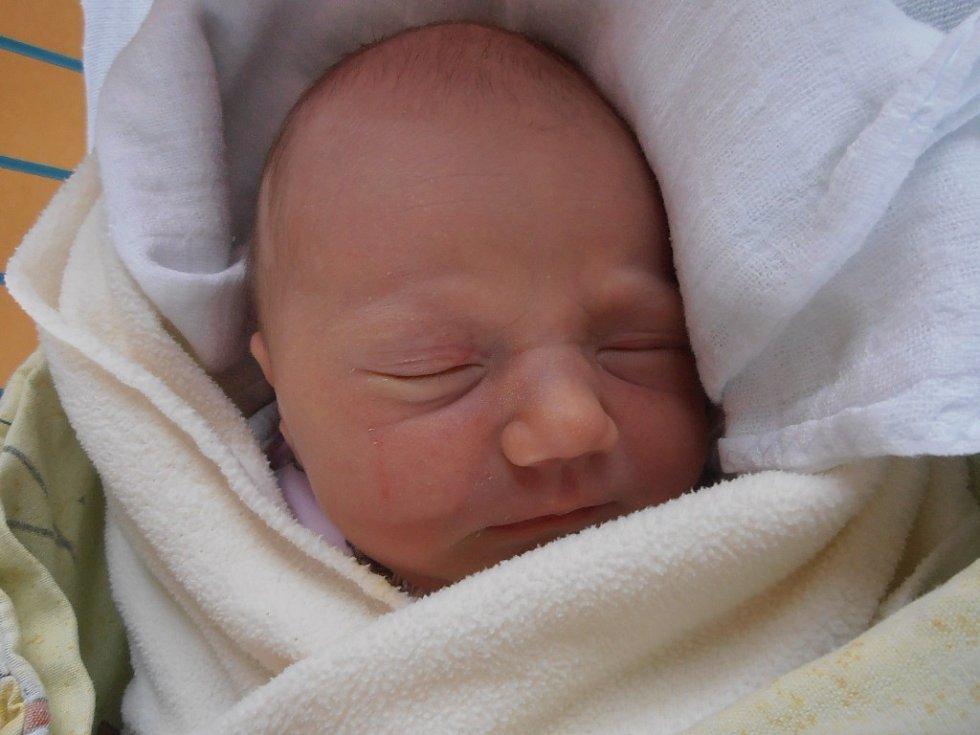 Dvouapůlletý Jakub už doma netrpělivě vyhlíží příjezd sestřičky Terezie Knittlové. 3,02 kg vážící Terezie se narodila v pondělí 25. 5. 2015 ve 22 hodin a 53 minut. Pyšnými rodiči obou dětí jsou manželé Jana a Tomáš Knittlovi z Borku.