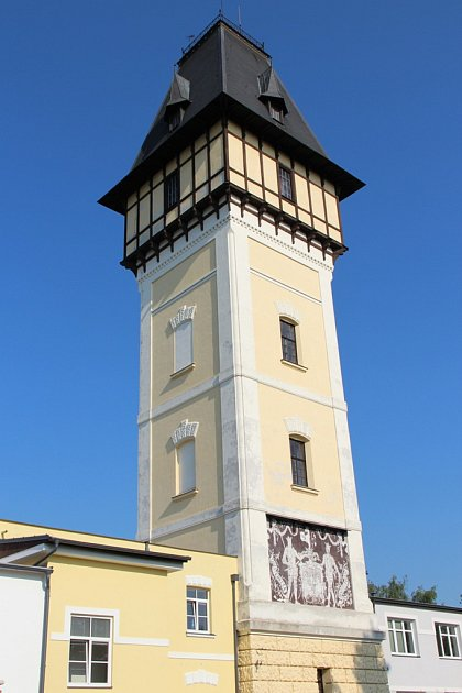 Vodárenská věž nabídne zájemcům komentované prohlídky.