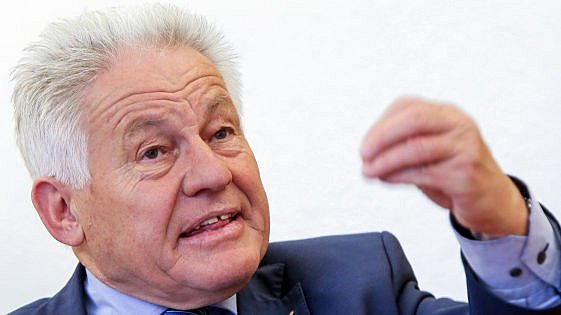 Hornorakouský hejtman Josef Pühringer končí.