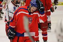 Tvoří se český tým pro Zimní světovou univerziádu, v přípravě na jihu podlehl David servisu gólem v prodloužení.