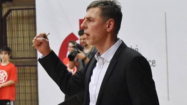 René Dvořák na lavičce Jihostroje