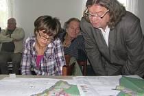 Nový návrh územního plánu Jivna se setkal s ostrou protiargumentací místních obyvatel.