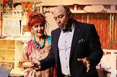 Kalifornská činohra od Stephena Sachse na Studiové scéně Jihočeského divadla Na Půdě v Českých Budějovicích,v režii Jany Kališové.