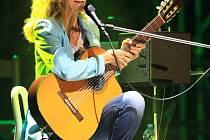 Na 23 koncertů přišlo 21 200 návštěvníků. Na snímku Lenka Filipová.