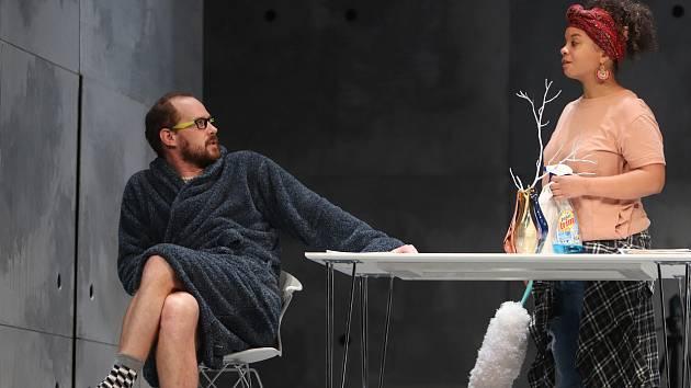 Premiera hry Živý obraz v Jihočeském divadlo v Českých Budějovicích