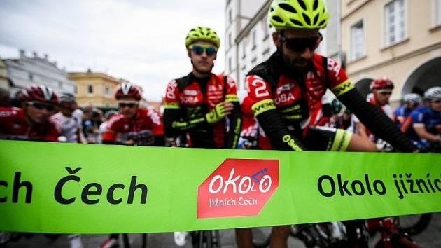 LETOS budou barvy stáje Puskinak.cz v pelotonu chybět. Jediný závodník týmu se přidá k pětici táborských jezdců a společně pojedou pod hlavičkou Regionálního výběru jižních Čech.