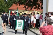 Setkání rodáků a oslava výročí v Jivně.