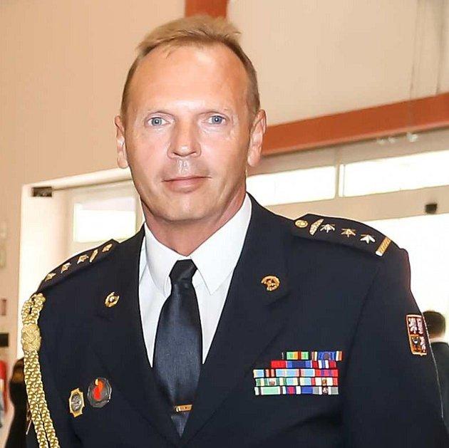 Zdeněk Kala, náměstek ředitele HZS JčK.