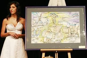 Andělská aukce pro Arpidu. Foto z roku 2010.