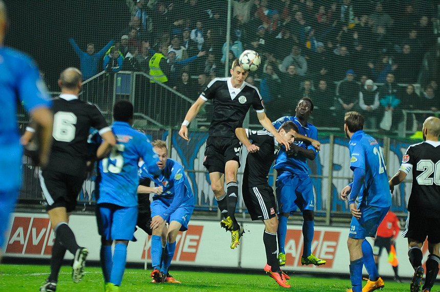 SK Dynamo Č. Budějovice - FC Baník Ostrava